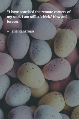 Jane Ranzman Writer